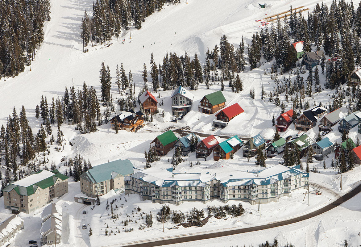 Private Featured Accommodations  at Mount Washington Alpine Resort