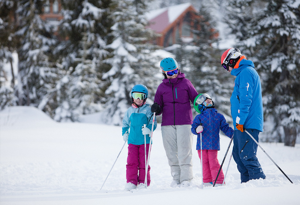 Ski In Ski Out Packages from Mount Washington Alpine Resort